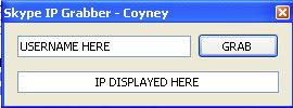 Grabber IP