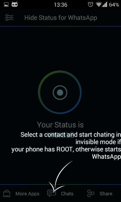 запуск What's App