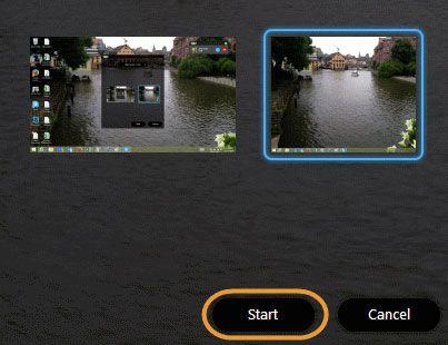 настройка двух экранов