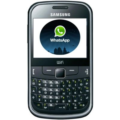 Bada и WhatsApp