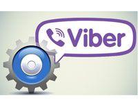 настройка Viber