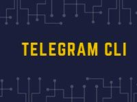 Telegram CLI