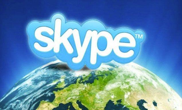 логотип Скайп