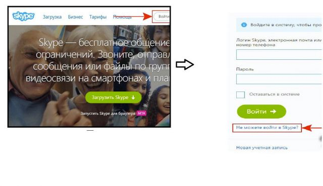 Как восстановить сообщения в скайпе