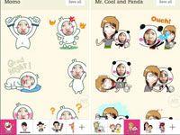 стикеры для WhatsApp