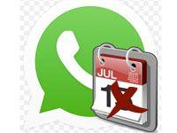 неверная дата в WhatsApp